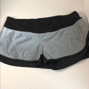 Lululemon athletic yoga sport shorts size 10